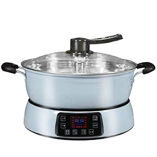 YYhkeby Arroz Automático Levantamiento Inteligente Pot Hot Hot Pot Multifunción Multifunción Capacidad eléctrica eléctrica Cocina 4-6-10 Personas (Color: a) Jialele (Color : B)