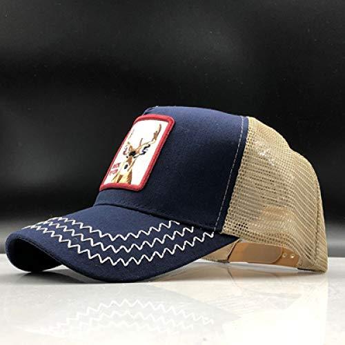 kyprx Sombreros para el Sol de Las Mujeres Gorra de béisbol para...