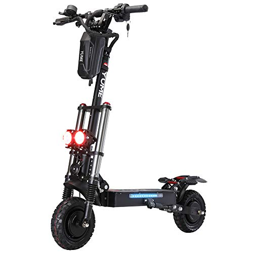 [USA Warehouse] YUME Y10 Electric Scooter for Adult Double Suspensions Dual Motor...