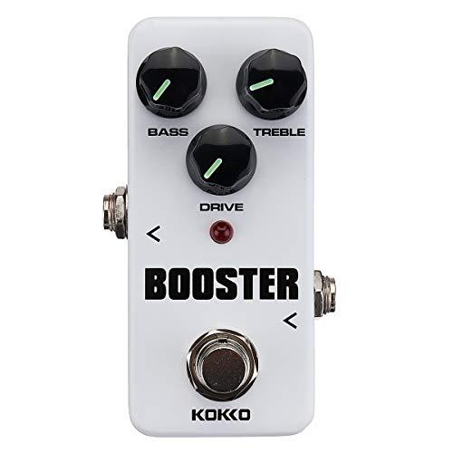 VIDOO Mini Looper Guitar Effects Pedal DC 9V 300MA for Professional Guitas Bass