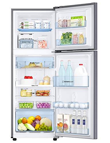 Samsung 253 L 3 Star with Inverter Double Door Refrigerator (RT28A3453S8/HL, Elegant Inox) 3