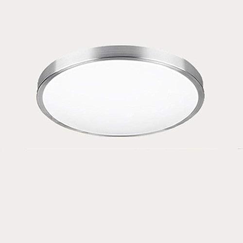 JIUHommesG 12W LED imperméable économie d'énergie Plafonnier moderne Naturel Applicable à la salle de bain la chambre la cuisine et le couloir Plafonnier,Lampe plafond