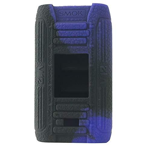 BonvieTech Silicone Texture Custodia per SMOK E-PRIV 230W TC Anti-Scivolo in Gomma Protettiva Sleeve Cover Shield Wrap Smok e-priv Skin