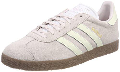 adidas Adidas Damen Gazelle Fitnessschuhe, Mehrfarbig (Tinorc/Ftwbla/Gum5 000), 39 1/3 EU