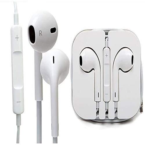 Fone De Ouvido Para iPhone 6 7 8 9 X Xr Xs 11 12