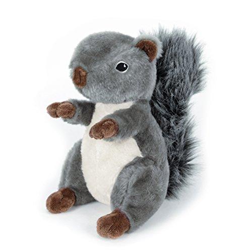 Martha Stewart Squirrel Plush Dog Toy
