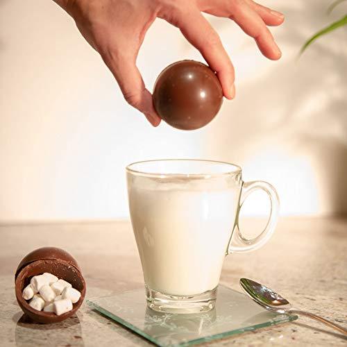Hot Chocolate Bomb Milk Silky Mini marshmallows