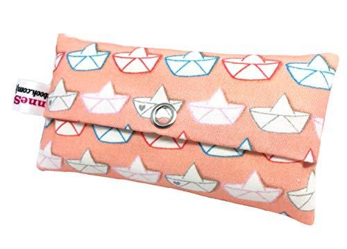 Zakdoekjes tas papieren boot design adventskalender vullen kaboutergeschenk meebrengend cadeau cadeau cadeau collega's Kerstmis afscheid cadeau