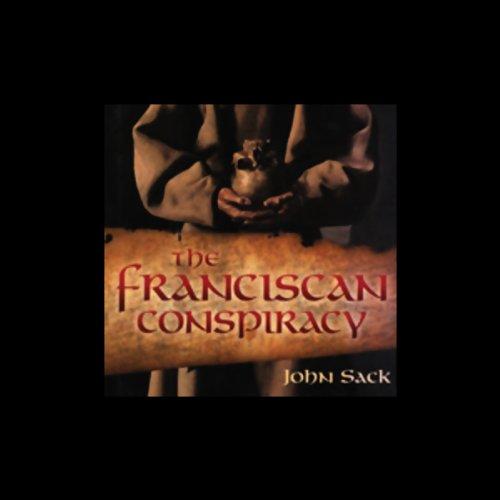 The Franciscan Conspiracy audiobook cover art
