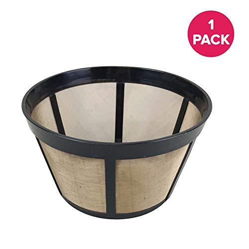 Bunn Ersatz-Kaffeefilter für BX, BTX, GRX, NHB, NHS, ST, HG & HT, entworfen und entwickelt von Crucial Coffee