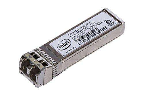 Genuine Original Dell Intel FTLX8571D3BCVIT1 1G / 10G 10GB/s SFP+ SR 850nm Transceiver Module, Dell P/N : Y3KJN