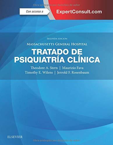 Massachusetts General Hospital. Tratado de Psiquiatría Clínica + ExpertConsult