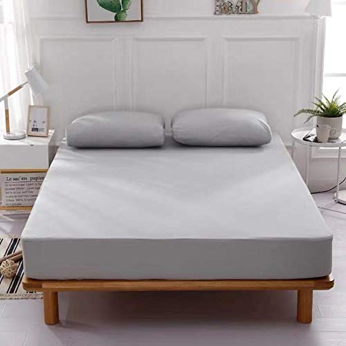 Xiaomizi Tencel Waterproof Fitted Sheet Bed Bag Anti Slip Mattress Cover