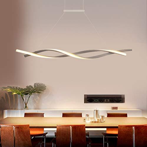 LED Lamparas de techo Modernas para Mesa de Comedor Salon Colgantes Regulable...