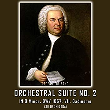 Orchestral Suite No. 2 in B Minor, BWV 1067: VII. Badinerie (8D Orchestra)