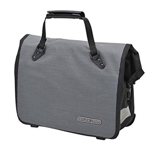 Ortlieb Unisex– Erwachsene Office-Bag Fahrradtasche, Schwarz, One Size