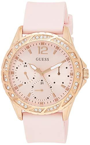Guess Reloj para Mujer Rosa W0032L9