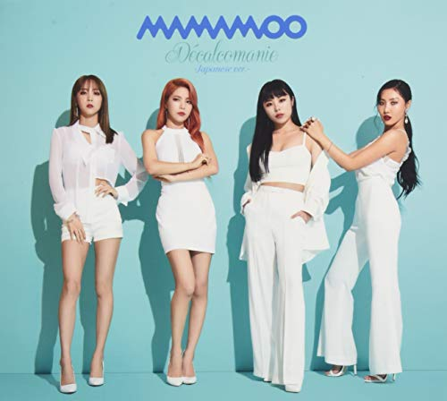 Decalcomanie -Japanese ver.- MAMAMOO