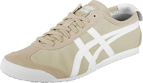 Onitsuka Tiger Mexico 66 Schuhe Simply Taupe/White