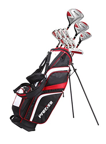New Deluxe Petite Ladies Complete Golf Package Set (Right Hand) Perfect for Golfers Between 5ft and 5'5' Tall