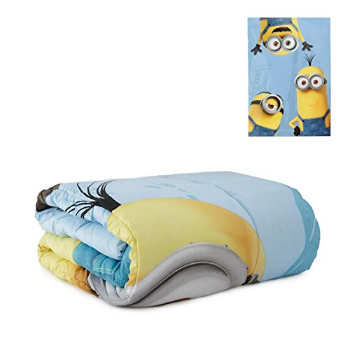Universal Studios Minions Edredón nórdico para cama individual P004