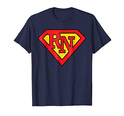 Super Nurse RN T Shirt Registered Nurse Shirt Male & Female
