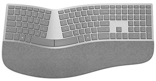 Microsoft 3RA-00022 Surface Ergonomic Keyboard RF inalámbrico Teclado