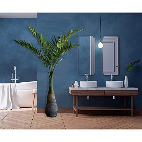 Línea Déco | Palmera artificial real | 190 cm | Tronco botella | árbol gigante artificial | planta verde | planta tropical exótica | decoración de interior | casa oficina