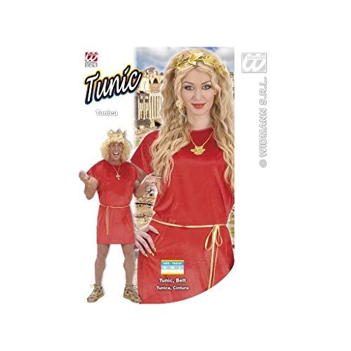 WIDMANN Red Tunic Costume