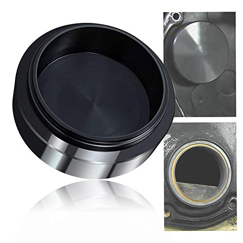 Front Cover Crankshaft Seal Installer, Steel Installation Tool, Compatible with Dodge 1989-2020 Cummins 3.9L 5.9L 6.7L Diesel Engines, Replaces Part Number 3824498 1338 3802820