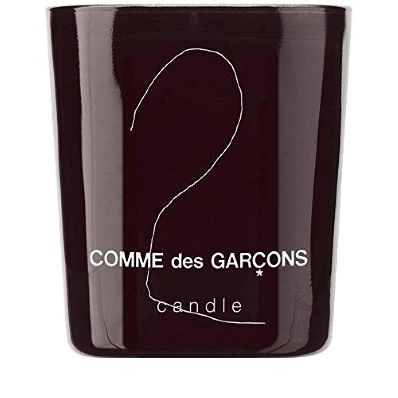マイルド天の水分[Comme Des Gar?ons ] 2キャンドル150グラムCdgコム?デ?ギャルソン - Comme Des Gar?ons CDG 2 Candle 150g [並行輸入品]