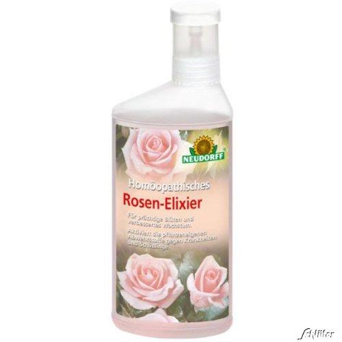 Homöopathisches Rosen-Elixier