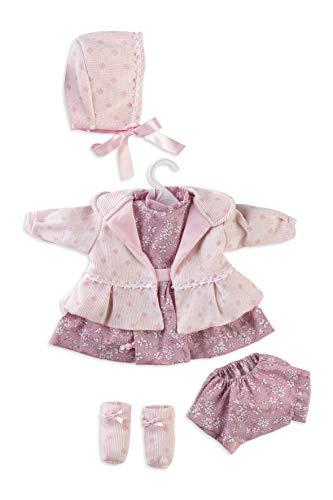 Berbesa- Conjunto vestido para muñeca 50 cm (T5205)