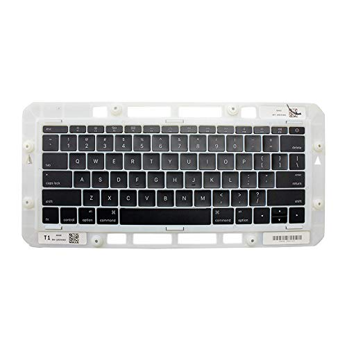 Suyitai Replacement for M a c Book Pro 13 A1706 2016 2017 US Keyboard Key Caps Full Set
