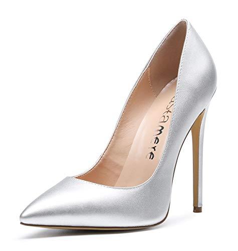 CASTAMERE Mujer Zapatos de Tacón Zapatos Mujer Tacon Fiesta Sexy Clásico Stilettos...