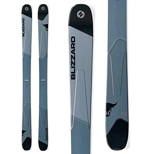 Blizzard Ski Rustler 164cm Rocker Camber Rocker Modell 2019 Freeride