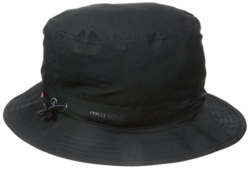 VAUDE Regenhut Escape Rain Hat, black, L, 055770105400