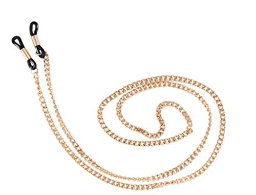 Donna Catena© Vintage Rose Gold - zonnebrilkoord - brillenkoord - zonnebriltouwtje - zonnebril ketting - zonnebril koord - zonnebrilketting - zonnebrillen ketting sunnycord - sunny cord - brillen koord
