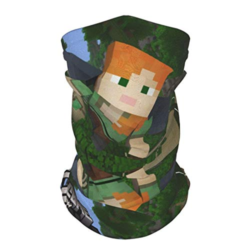 Mi-Necraft Eiscreme-Schal