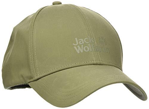 Jack Wolfskin Unisex Summer Storm Casquettes Kappe, (Woodland Green), (Herstellergröße: One Size)