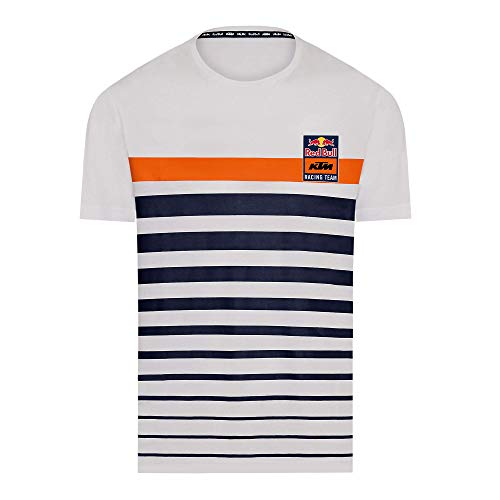Red Bull KTM Stripe Camiseta, Hombres XXX-Large - Original Merchandise