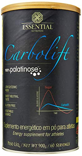 Carbolift 100% Palatinose, Essential Nutrition, 900 g