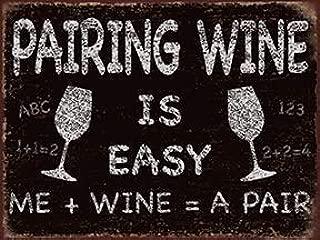 Mejor Vintage Wine Signs de 2020 - Mejor valorados y revisados
