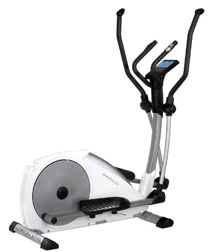 Finnlo Loxon XTR Cyclette Ellittica, Bianco