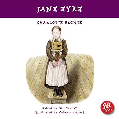 Jane Eyre audiobook cover art