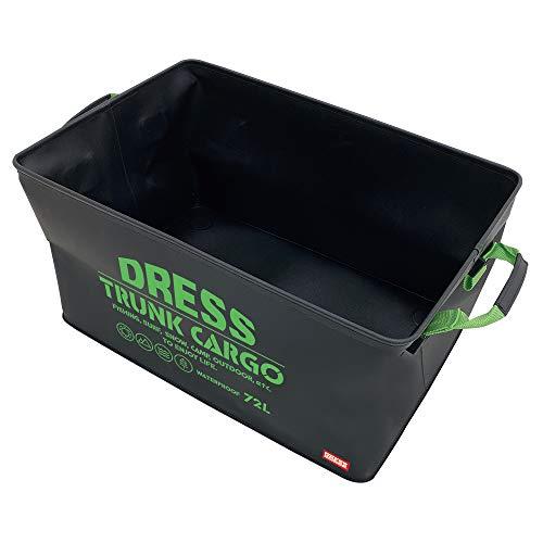 (DRESS)トランクカーゴ PLUS【ブラック】