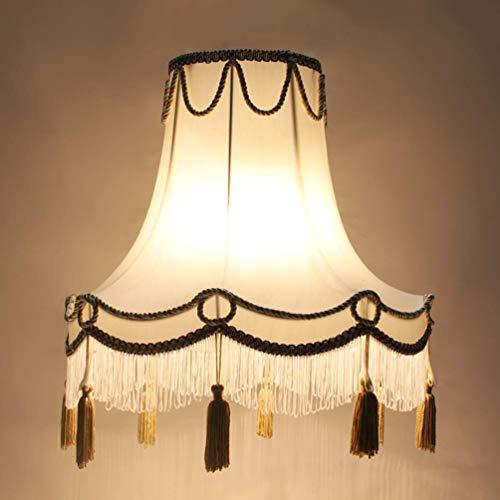 45 Cm Creativo Retro Palacio Colgante Pantalla Colgante Hecha A Mano para Lámparas De Mesa Lámparas De Pie Lámparas De Pared Especial para E27 De Luces En El Hogar