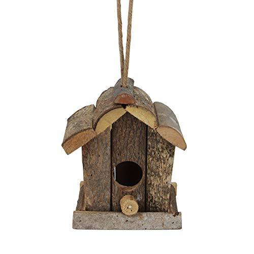 Kimdio Birdhouse for Outside, Resting Place for Birds,...