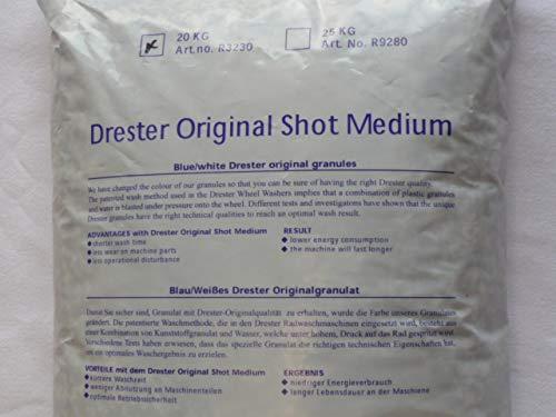 Originele korrels 20 kg voor Drester, Hercules en Tip Top Turbo Wasmachine 518463