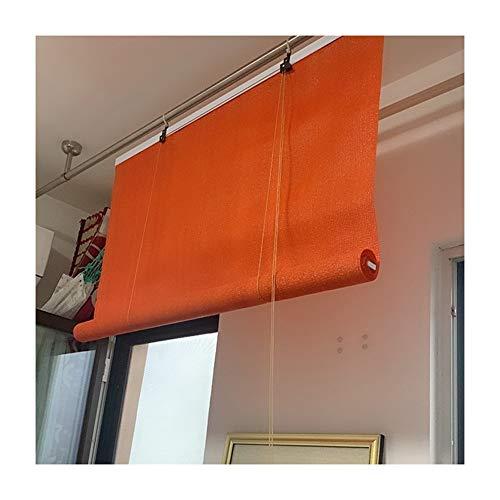 GZHENH Außenrollläden Jalousien, Datenschutzbildschirm Veranda Pergola Sonnenblende Benutzt Für Deck Pavillon Sonnenschutz Staubdicht Schlagfrei